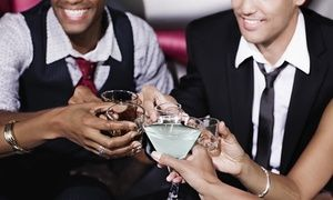 Groupon - Admission & Drink Pass for One or VIP Table w/ Bottles Service at GhostBar at Palms Casino Resort (Up to 59% Off) in Paradise. Groupon deal price: $14
