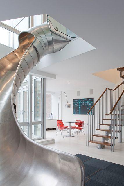 East Village Penthouse | Turett Collaborative Architects | Archinect