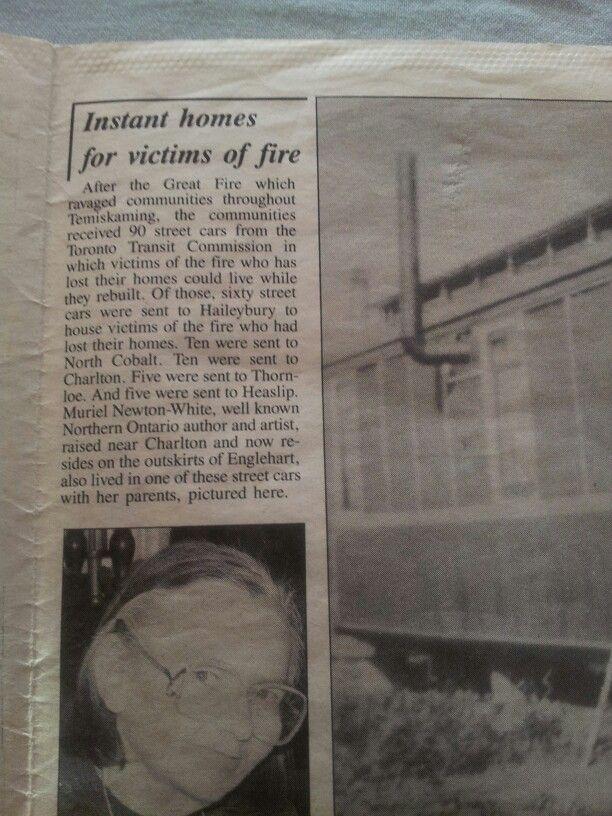 Old Haileybury news