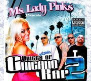 Ms. Lady Pinks Presents: Voices of Chicano Rap, Vol. 2 [Enhanced CD] [PA]