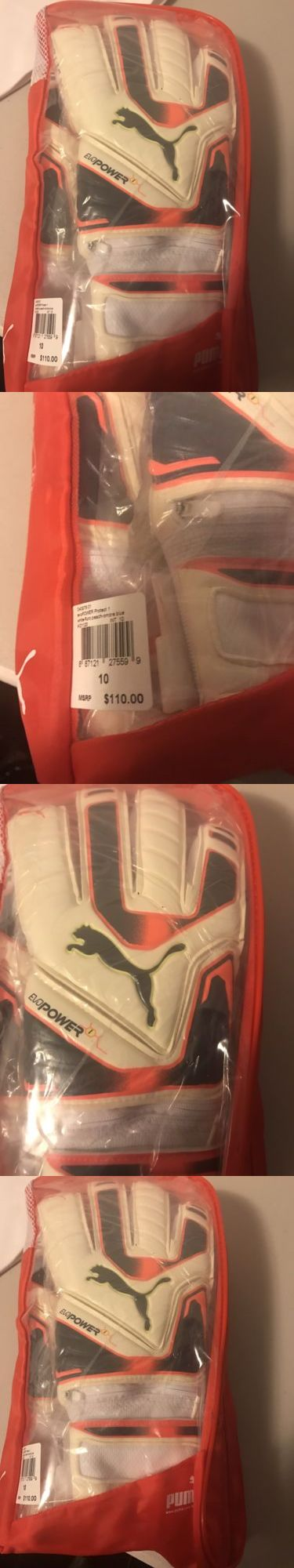 Gloves 57277: Puma Evopower Protect 1 Goalie Keeper Gloves Nwt Size 10 -> BUY IT NOW ONLY: $49.99 on eBay!