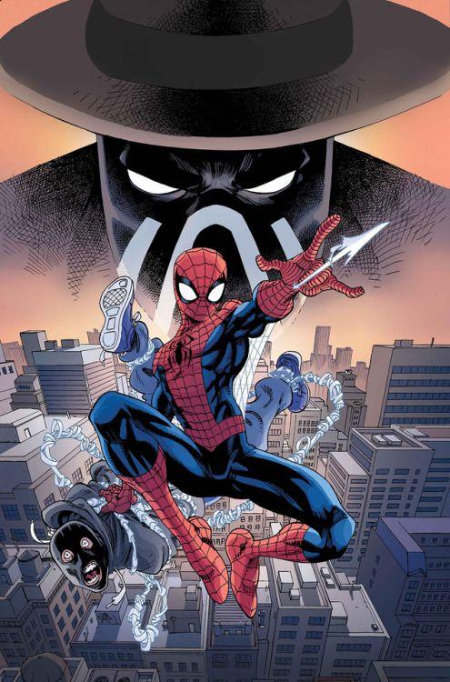 Spider-Man: Master Plan #1
