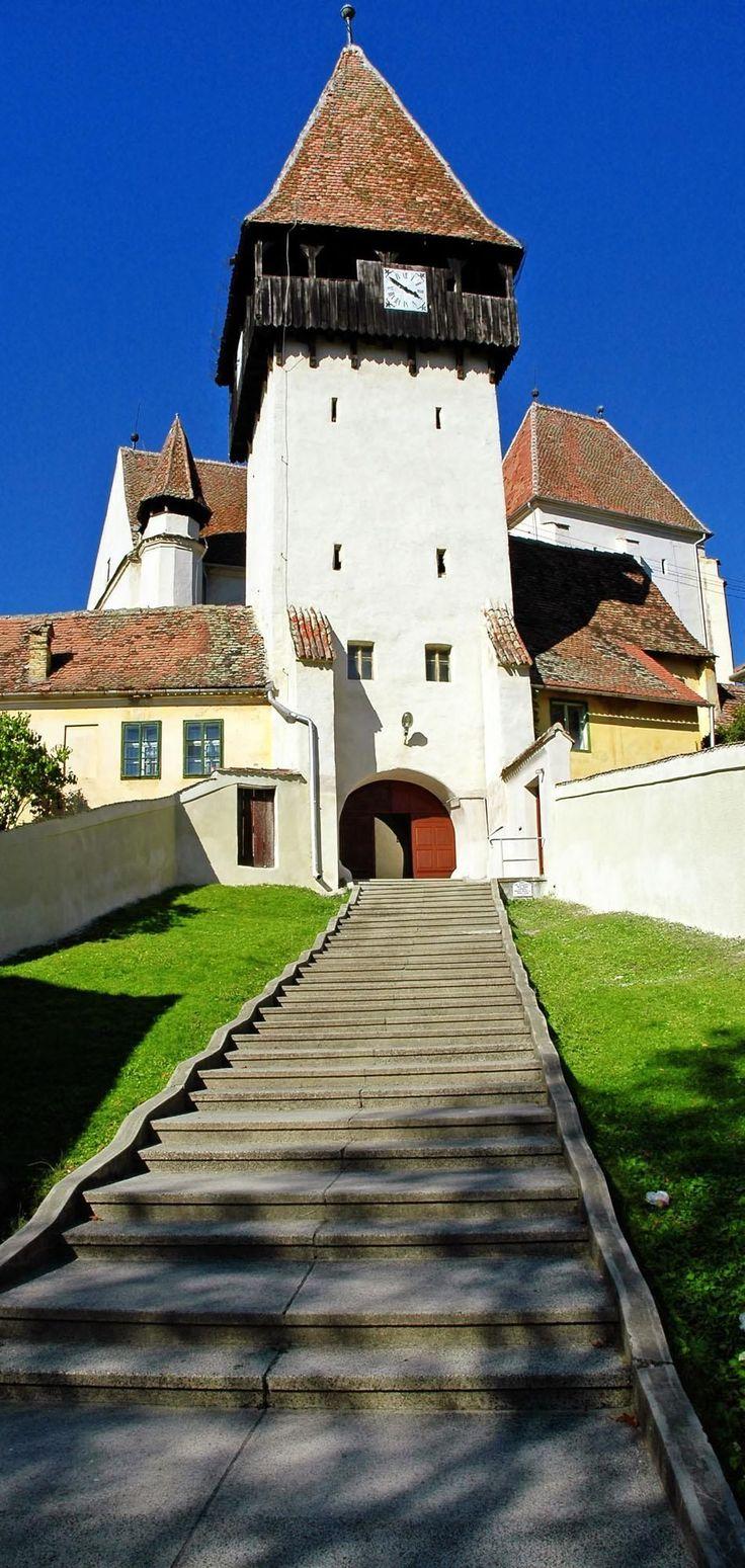 The Fortified Saxon Church of Bazna. Transylvania, Romania   Discover Amazing Romania through 44 Spectacular Photos