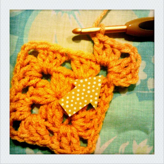 Traditional Granny Square Tutorial...Very detailed...Lots of pictures...Teaches you how to make a granny square using a magic ring