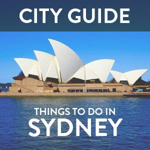 City Guide - Things to see & do in Sydney, Australia