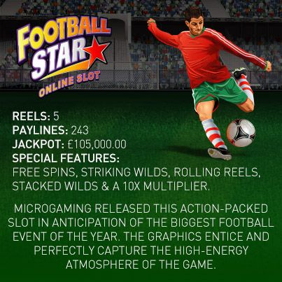 Football Star online slot