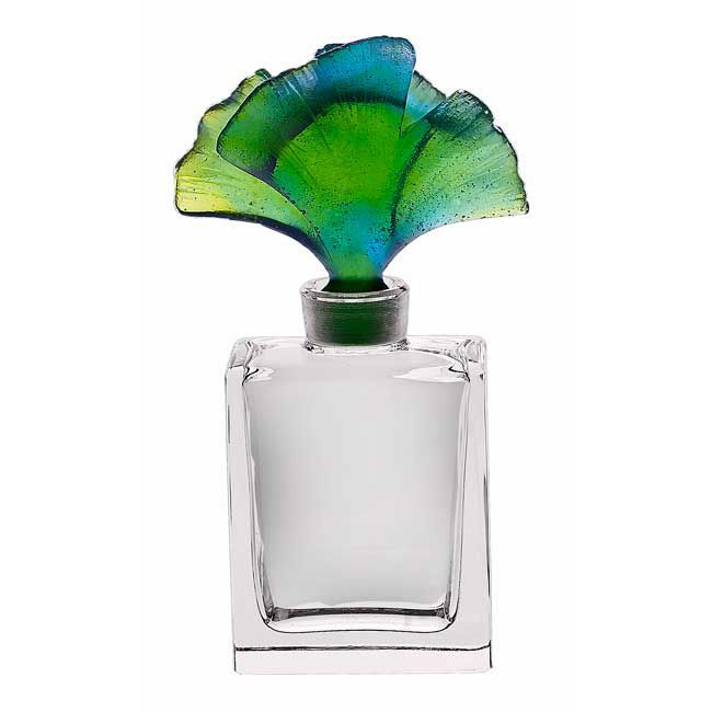 Ginkgo Perfume Bottle, Daum