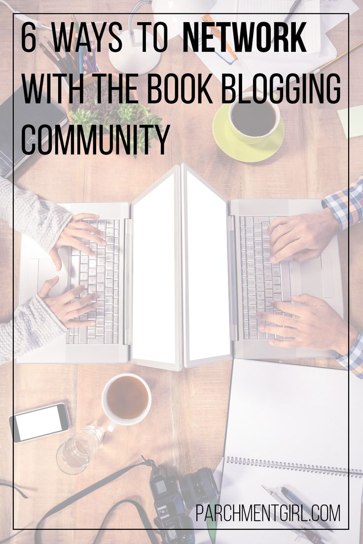 Ready to make new friends, grow your audience, and connect with fellow book lovers? Check out this handy guide to networking with the book blogging community!