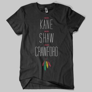 we KANE, we SHAW, we CRAWFORD put STANLEY CUP CHAMPS on the back and I'd pay anything for it, GIMME gimme GIMME!