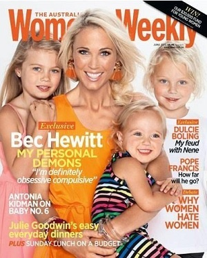 The Australian Women's Weekly - June 2013 #magazines #magsmoveme  http://aww.ninemsn.com.au/