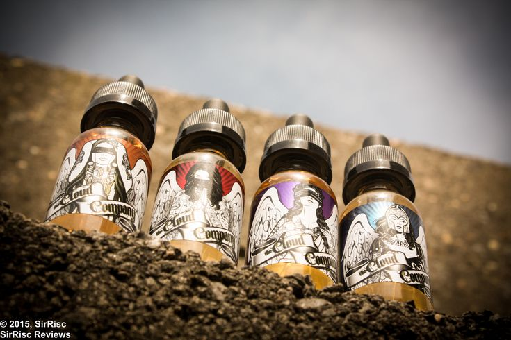 The Cloud Company, by Suicide Bunny - E-liquids / Vendor Juice Reviews - E-Liquid Recipes Forum