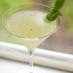 Basil Gimlet- Gin, Basil and Lime