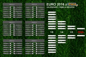 EURO 2016 - NIEZBĘDNIK KIBICA