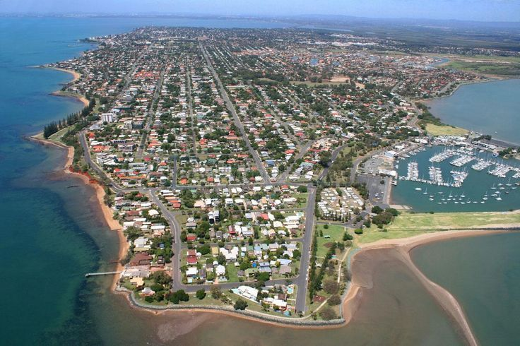 Aerial Photo of Scarborough #995047, Scarborough, Brisbane, Queensland — Above Photography