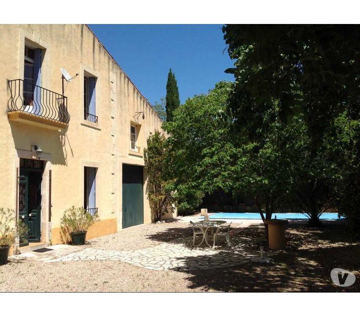 Achat & Vente maison Belarga - 34230 - Belle Vigneronne avec Piscine