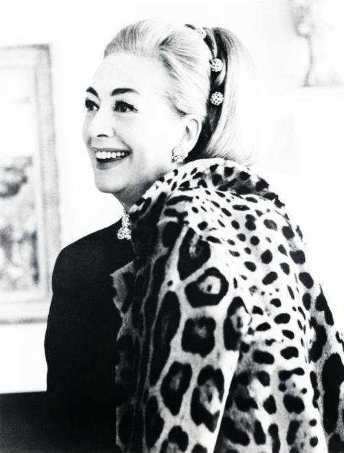 Joan CrawfordSpots Leopards, Crawford 1967, Elegant Joan Crawford, Elegancejoan Crawford, Leopards Lovers, Movie Stars, Animal Prints, Elegance Joan Crawford, Vintage Leopards