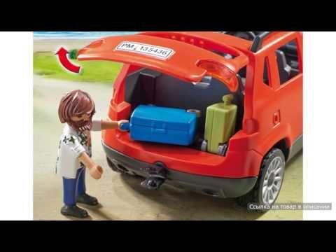 Семейный автомобиль Playmobil (Плеймобил)