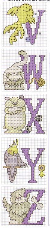 Gallery.ru / Фото #27 - The world of cross stitching 096 апрель 2005 - WhiteAngel