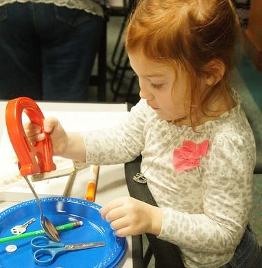 Measurement Fun – STEM Storytime at the Caroline County Public Library!