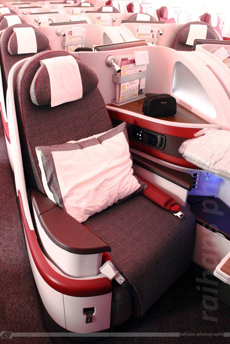 qatar airways first class seats