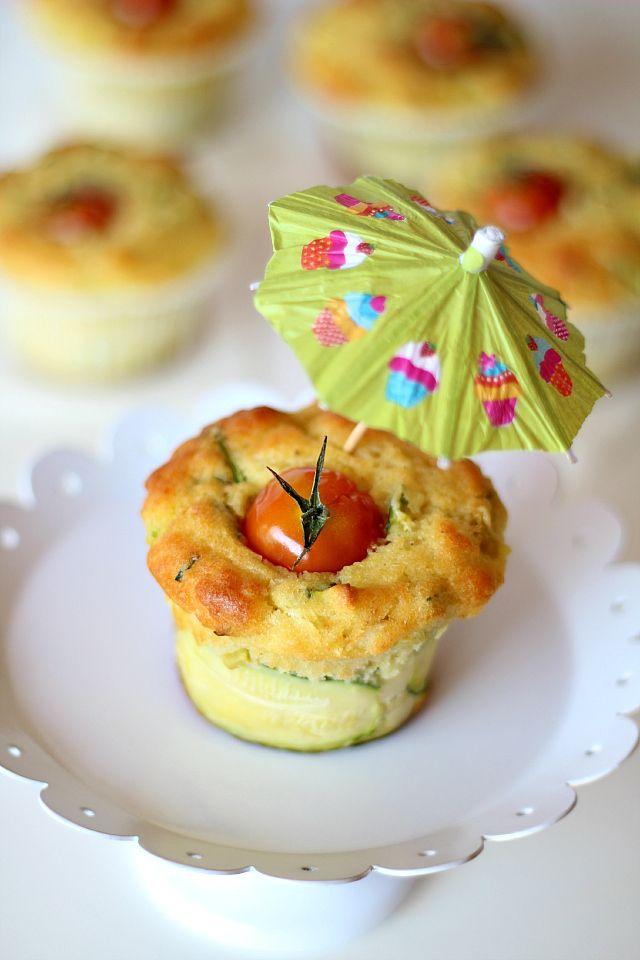 """Foto """"pinnata"""" dalla nostra lettrice Chiarapassions Muffin salati by Chiarapassion"""
