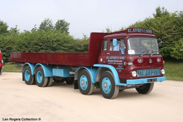 """TRUCKOLOGY 101: FROM 'A' TO 'Z' """