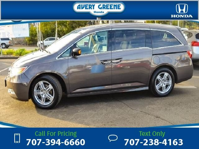 2013 Honda Odyssey Touring Elite 49k miles Call for Price 49745 miles 707-394-6660 Transmission: Automatic  #Honda #Odyssey #used #cars #AveryGreeneHonda #Vallejo #CA #tapcars