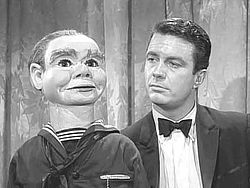 """The Dummy""  The Twilight Zone episode  Loved all of them!  Barbara Guarnaccia"