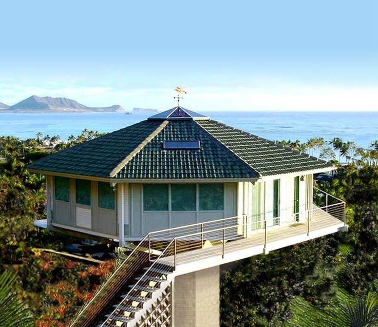 Amazing Traditional Hawaiian Home Designs Photos Simple