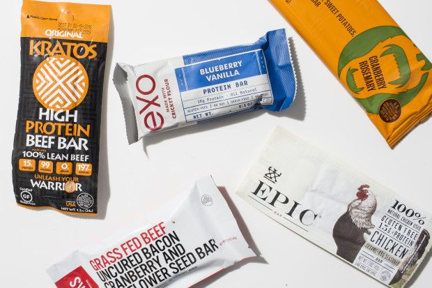 'Meat' the New Wave of Protein-Based Energy Bars