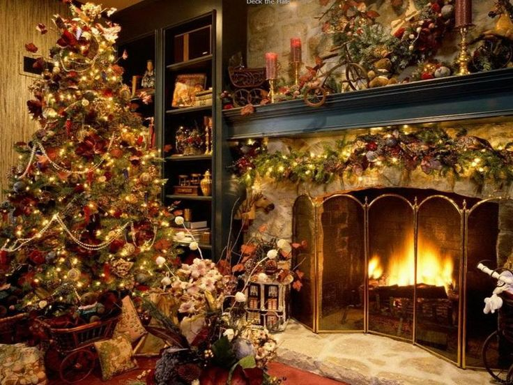 Restaurant Design Restaurant Design Old Fashioned Christmas With Fireplace Decorating Ideas Old Fashioned Christmas With Fireplace Decorating Ideas Christmas Table Decorations Vintage 2014 christmas table decorations vintage 2014