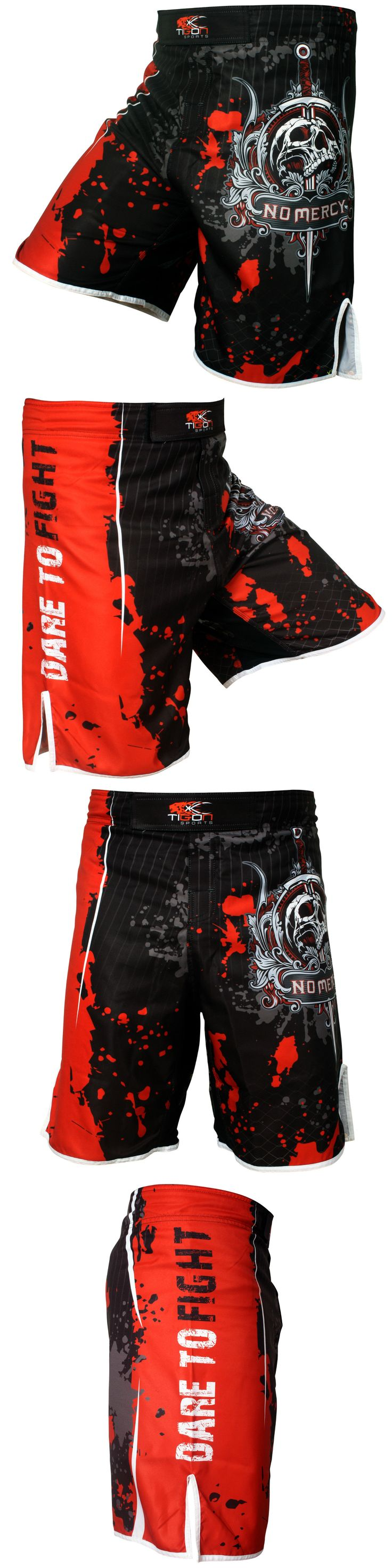 Shorts 73982: Pro Gel Fight Shorts Ufc Mma Grappling Short Kick Boxing Muay Thai Cage Pants -> BUY IT NOW ONLY: $24.99 on eBay!