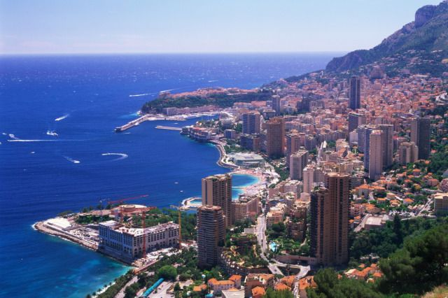 (PHOTO: John Wang via Getty Images)  World's most crowded places:  The most crowded country (It's the second smallest country in the world after Vatican City and Monaco is also the most densely populated country on Earth, with an area of 2.02 square kilometres and a population of about 36,371. Monte Carlo is the most crowded quarter with 15,000 residents.)