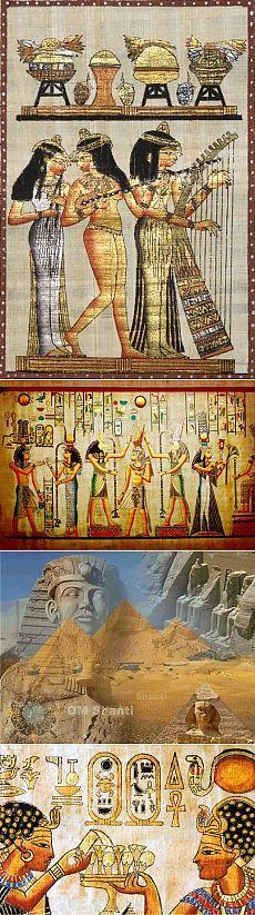 Картинки для декупажа- Египет - 2