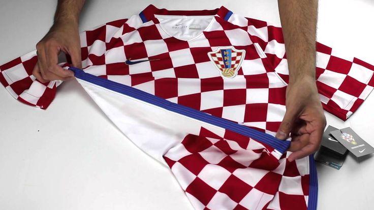 Croatia Euro 2016 home shirt review https://youtu.be/mMnDM7UQXvs