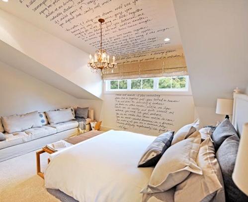Handwritten poem on bedroom wall. - Clueso Keinen Zentimeter? 1st dance song