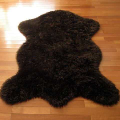 Classic Brown Bear Pelt Faux Fur Rug (2'3 x 3'7) (2x4), Size 2' x 4' (Acrylic, Animal)