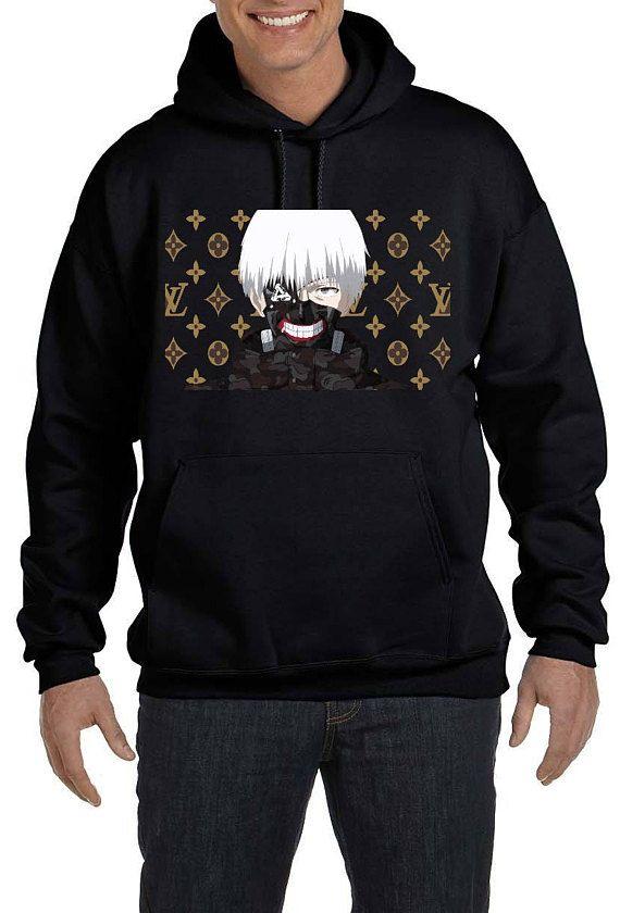 1bf958727 This is a cool Custom LV Hoodie #fashion #hoodie #anime #lvbag ...
