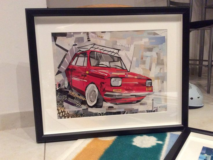 Old Car, Red Car, Hummingbird, Butterfly Windmill, Komo Lake, Boats by aPieceOfPaperCity on Etsy