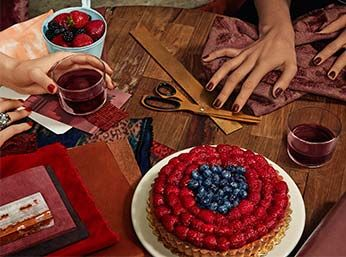 PANTONE COLOR OF THE YEAR 2015 - MARSALA 18-1438 - A Hearty Yet Stylish Tone