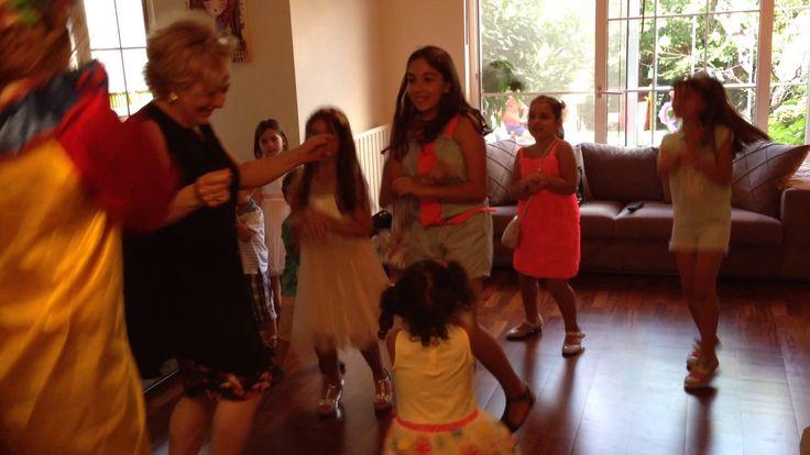 Palyaçonun Doğum Günü Dans Showu