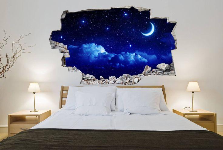 Met muurstickers kan je een kamer helemaal laten opleven... 9 geweldige…