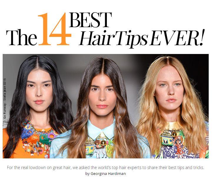 Check out these 14 best ever hair tips, courtesy of #feelunqiue.     Where do you buy you're #beauty & #fragrance products from online? feelunique.com stock over 500 brands, with 20,000 products.     Plus there's two discount codes giving you 10% off £30 and 20% off £50 spend. Hurry ends 26th April 2015.   http://www.vouchergrid.co.uk/feel-unique-voucher-codes/up-to-20-percent-off-orders-feel-unique-discount-code