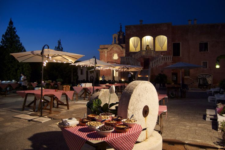 Your Events in masseria!