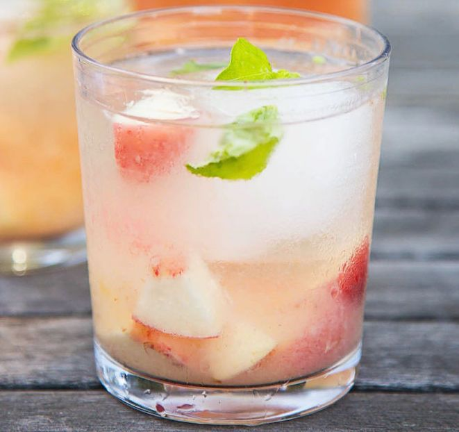 The perfect summer cocktail! Yum!