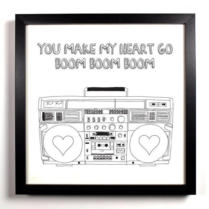 612 best images about Love It on Pinterest   Surf, Fonts ...You Make My Heart Go Boom Boom