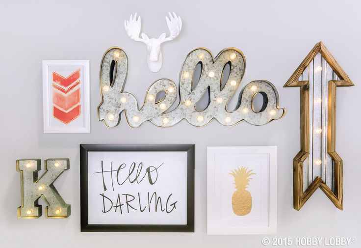 Round up your favorite prints, your treasured photos and your best sculptural wall art—and prepare to DIY the gallery wall of your dreams.