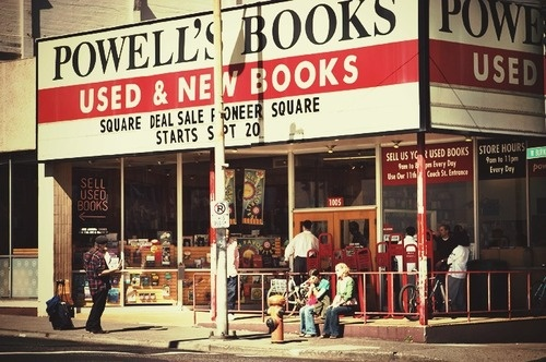 Powell's City of Books | Portland, Oregon.
