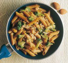 Penne con broccoli e salmone - Tutte le ricette dalla A alla Z - Cucina Naturale - Ricette, Menu, Diete