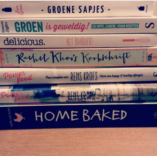 Kookboekjes